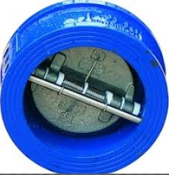 distributor Split disc check valve
