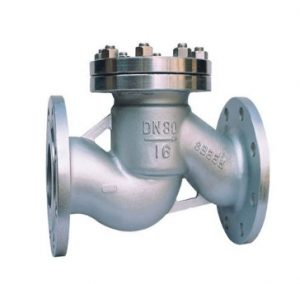 distributor lift check valve